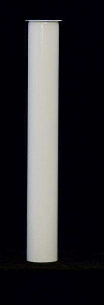 Wagner Tauchrohr für Geruchsverschluss Siphon weiss Z 16